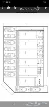 ارض تجاريه للبيع مخطط الرياض شارعين 52 و 32