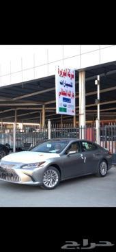 لكزس ES250 BD سعودي 2021 فل رادار (جارالله)