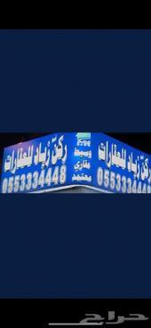 مستودع للإيجار في مخطط الملك فهد