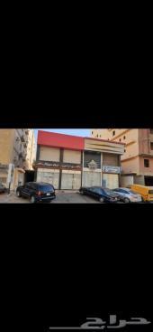 موقع تجاري استثماري بحي المروه للبيع