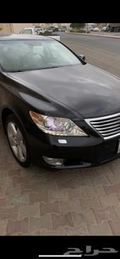 لكزس LS 460 سعودي قمة فالنظافه 2010