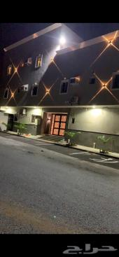 شقة فاخره 4 غرف للايجار  حي الصالحية 2