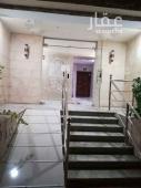 شقة للايجار في حي الزهراء في جده