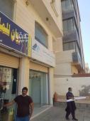 محل للايجار في حي النهضة في جده