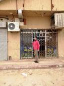 محل للايجار في حي السلي في الرياض