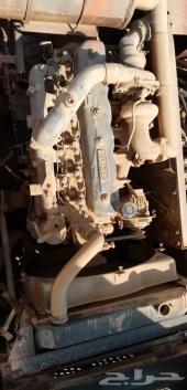 للبيع ماكينة بوكلين هيتاشي 6 سلندر