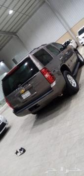 تاهو سعودي 2014 مستعمل اللون بني