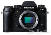FujiFilm XT-1 كاميرا فوجي فيلم مع عدسات