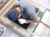تنظيف خزانات مع التعقيم غسيل خزانات عزل خزانا