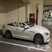 أرغب بشراء BMW الفئة ال 6