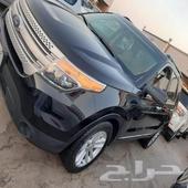 اكسبلورر 2014 سعودي