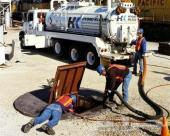 شركة تسليك مجاري بالضغط كشف تسربات المياه