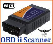 جهاز فحص السيارات OBD II للالايفون والاندرويد
