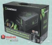 GM-600 Gamemax powersupply - جديد