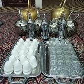 القهوجي ابونبيل لعمل القهوه وشاهي