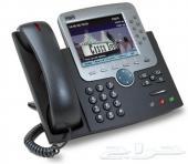 تلفون سيسكو اي بي  Cisco IP PHONE 7971G