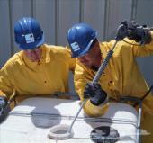 شركة تنظيف منازل بيوت شقق خزانات وعزل خزانات
