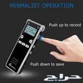 جهاز تسجيل صوت الأحدث حفظ 2000 ساعه