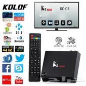 رسيفر و Android و TV BOX في جهاز واحد KII PRO