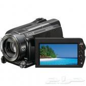 كاميرا فيديو سوني 520 HDRX مع ملحقاتها