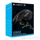 ماوس G502  جديد