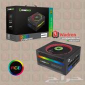 RGB 850 Gamemax powersupply - جديد