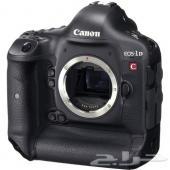 كاميرا Canon-1D C