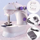 ماكينة خياطة عملية منجزة ضمان سنتين