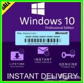 نسخة windows 10 pro اصلية عرض خاص