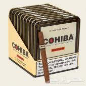 دخان سيجار امريكي فليس سيجار كوهيبا كوبي
