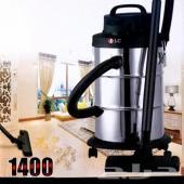 المكنسة الكهربائية البرميل1400واط لأفضل تنظيف