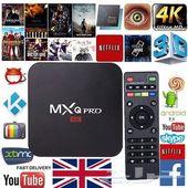 أفضل ريسيفير للقنوات والافلام MXQ PRO 4K iptv