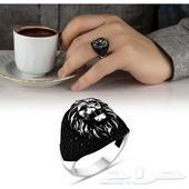 خاتم رجالي خاتم فضة 925