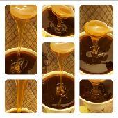 عسل سدر حر مع منتجات النحل الطبيعية شفاء وغذا