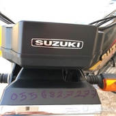 دباب سوزوكي ax100موديل2019 للبيع