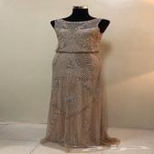 فستان مناسبة   ملكة من Aidan Mattox للبيع