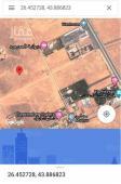 ارض للبيع في حي مخطط اليحيى في بريدة