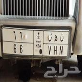 لوحة مميزة للبيع ن ه ى 66