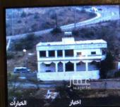 عماره للايجار في حي الزرقاء في الباحة