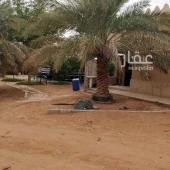 استراحة للايجار في حي ام الشعال في الرياض