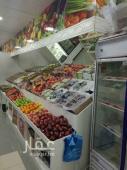 محل للايجار في حي الورود في الرياض