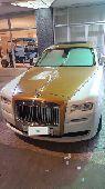 سيارة رولز رويس للايجار اليومي مع سائق