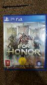 لعبة  for honor ps4