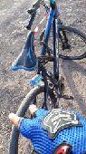 دراجة هوائية للبيع ب 150