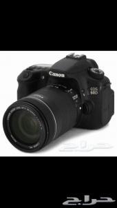 للبيع كاميرا كانون d60