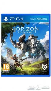لعبه هورايزون PS4 للبيع واقبل البدل