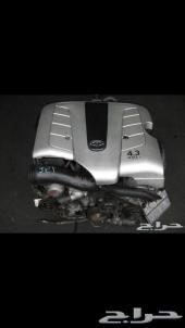 مكينة لكزس 430ls -2004-2006 عرض رمضان