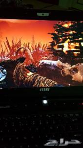 لابتوب العاب ضخم MSI Gaming اقبل البدل