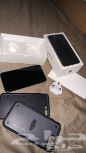 ايفون 7 بلس 128 اسود مطفي Iphone 7plus 128