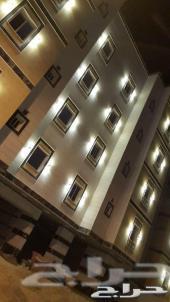 تملك شقة أمامية غرفتين وصالة بجدة 155 ألف